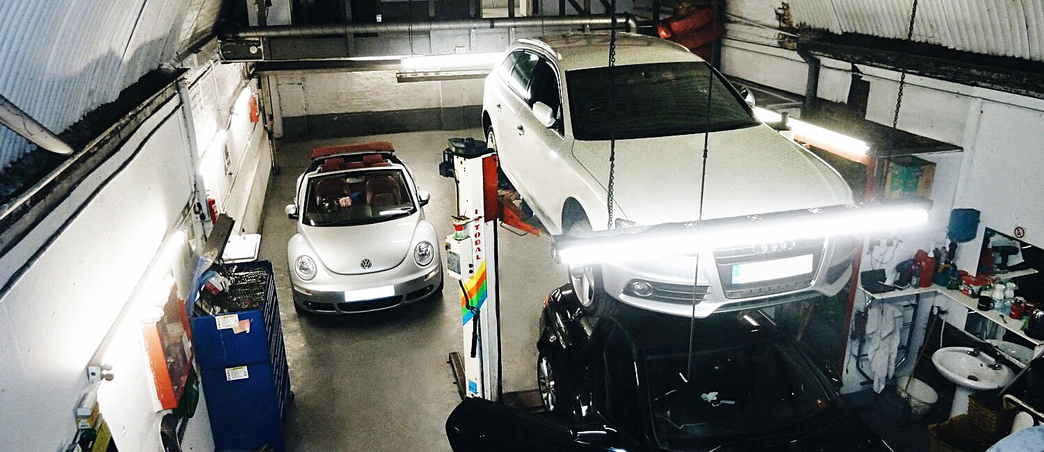 Our garage services include vehicle servicing, MOT's and maintenance.