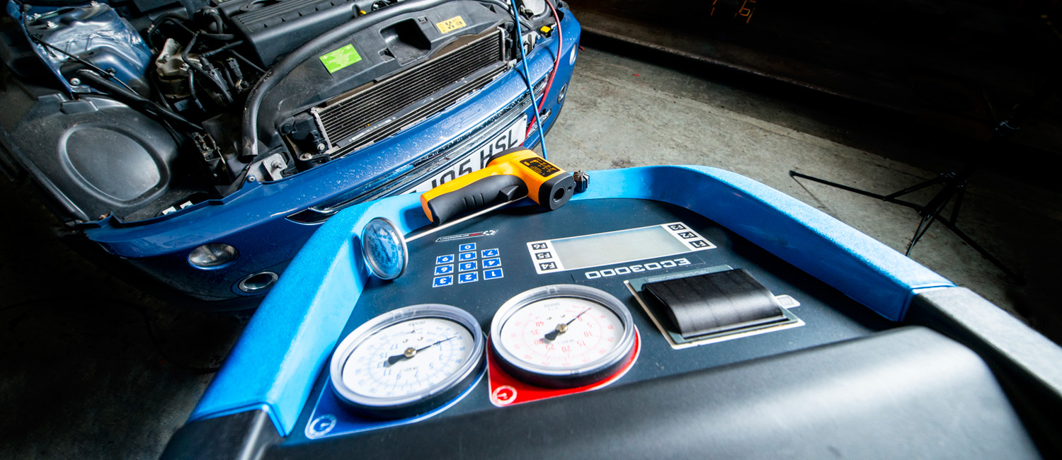 Air con maintenance includes climate control systems, gas removal and replacement, cleaning, checks and repair.